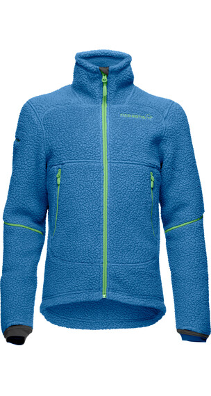 Norrøna Junior Trollveggen Warm2 Jacket Denimite